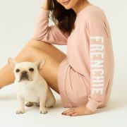 WTFrenchie LA Frenchie Pajama