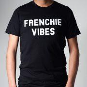 frenchie vibes shirt