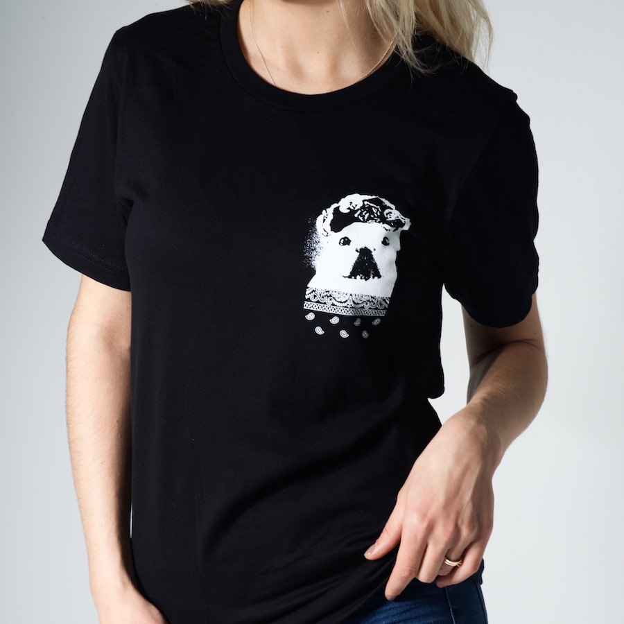 wtfrenchie tee