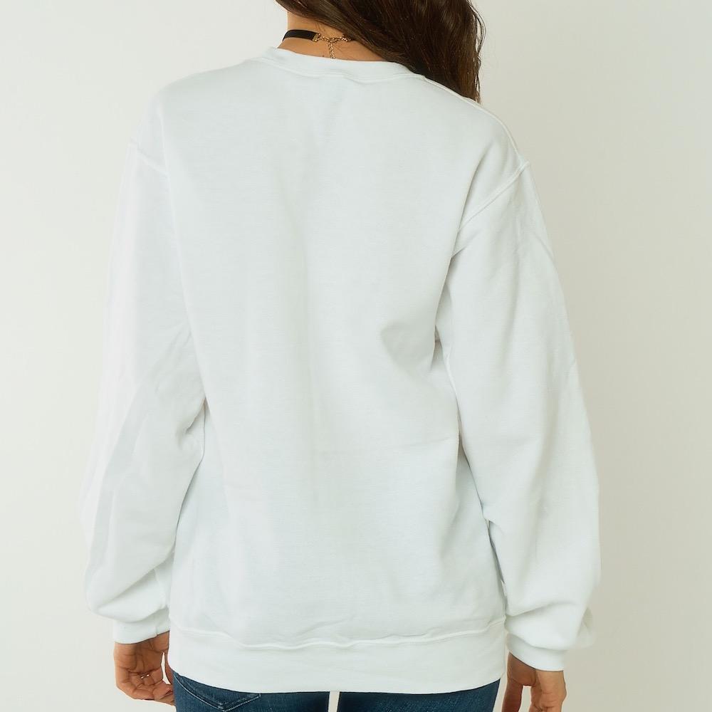 WTFrenchie Monochrome Sweatshirt
