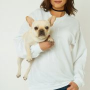 WTFrenchie Monochrome Sweatshirt