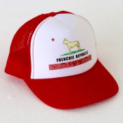Frenchie Republic Trucker Hat