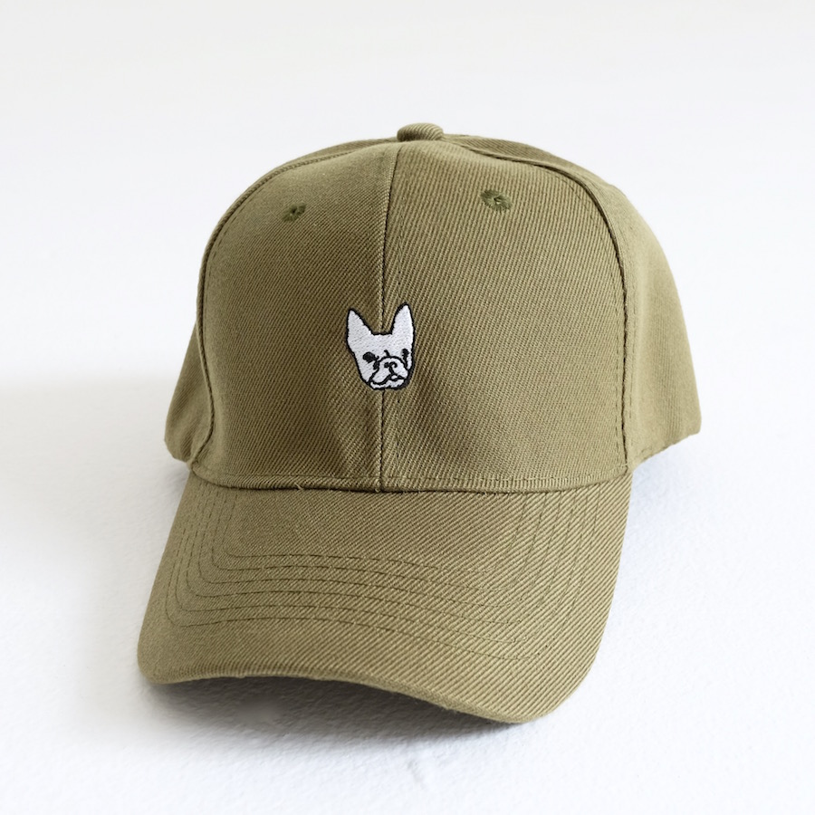 frenchie hat
