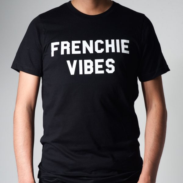 frenchie vibes shirt