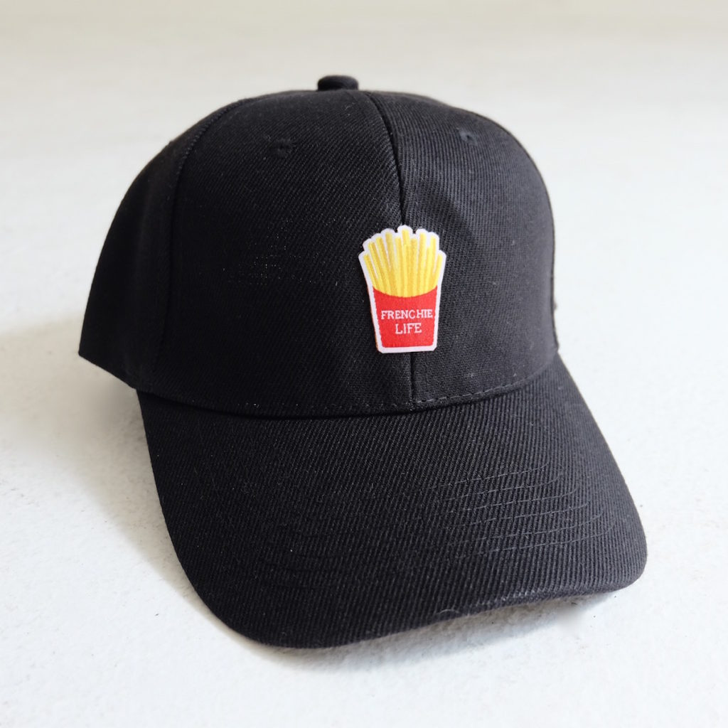 Frenchie Fry Life Cap